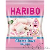 Маршмеллоу Haribo Chamallows 100 г.